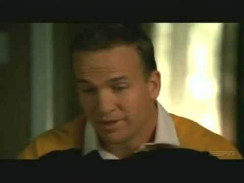 2010 ESPY's 'The Darkside' Trailer Sandra Bullock and Peyton Manning (Spoof on The Blindside)