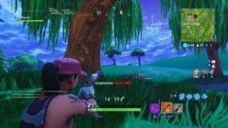 Fortnite Trolling with the suppressed pistol