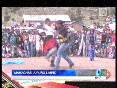 costumbre ansestral TAKANAKUY CUSCO PERU