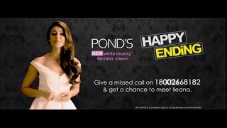 Pond's White Beauty- Happy Ending