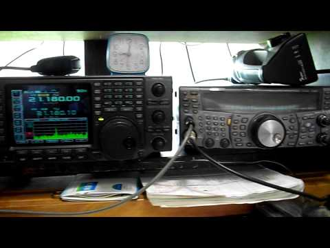 Amateur  Radio  JA1RTS  Shack   May2011