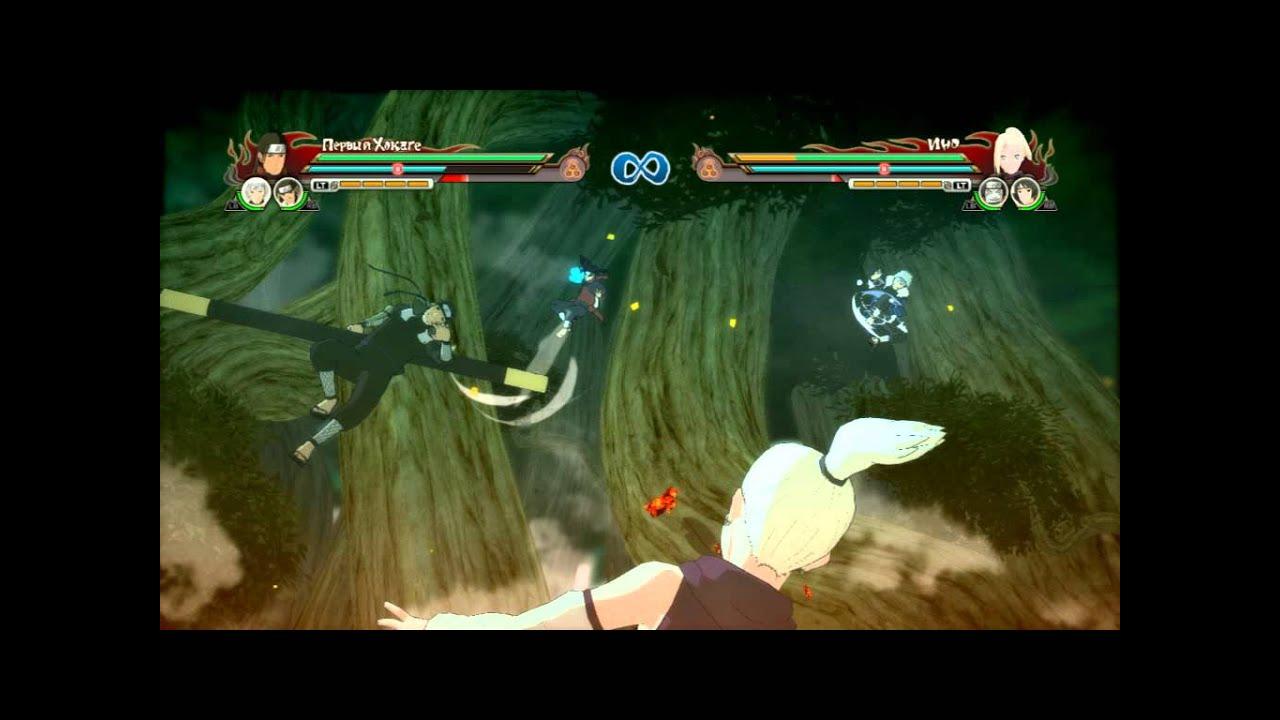 Naruto shippuuden ultimate ninja storm 2 walkthrough