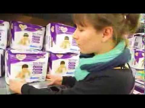 Видео как выбрать памперсы