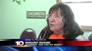 Art for my Heart kicks off in Terre Haute