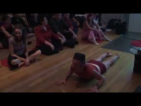 Happy Yoga - Melbourne International Comedy Festival Show