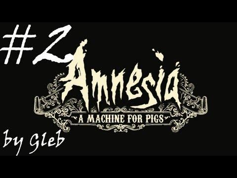 Прохождение Amnesia: A Machine for Pigs #2 - Путь в церковь