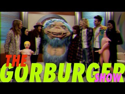The Gorburger Show: Grouplove [episode 12] video
