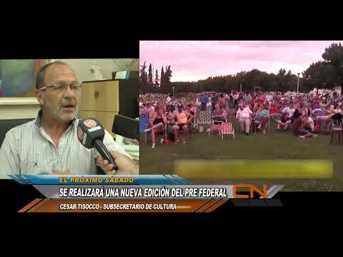 """Este sábado se presenta un clásico del verano en Concordia, el """"Pre Federal"""""""