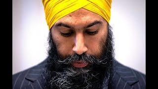 BATRA'S BATTLEGROUND:  Are Jagmeet Singh's days numbered as NDP leader?