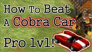 How To Beat Cobra Car!? Pro vs Cheat Code!