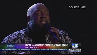 "Terre Haute Native Battles It Out On NBC's ""The Voice"""
