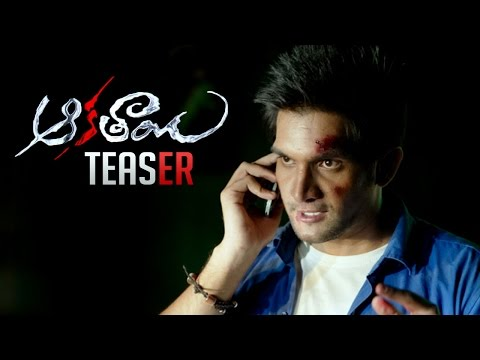 Aakatayi Movie Teaser | Asshish Raj | Mani Sharma | TFPC