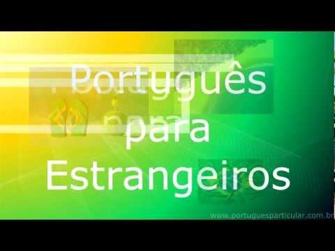 Aula 01 - Primeira Aula de Português para Estrangeiros [First Class of Portuguese for Foreigners]