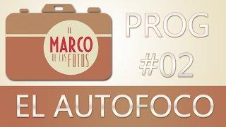MARCO DLF - El autofoco de nikon D7200 D7100 D610 D750 - #PROG 02