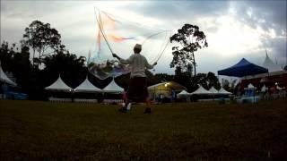 Janda Baik Giant Bubbles