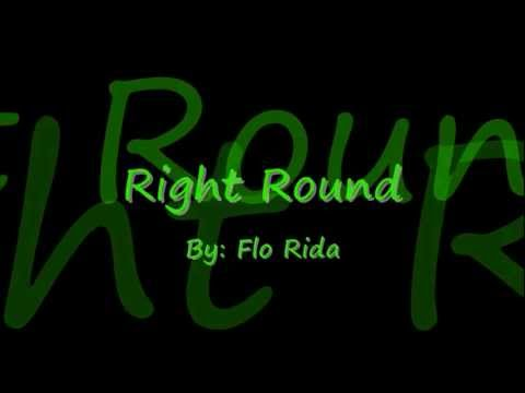 Right Round by Flo Rida Lyrics