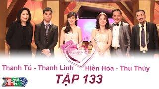 NEWLYWEDS - Ep. 133 | Thanh Tú - Thanh Linh | Hiền Hòa - Thu Thủy | 28-Feb-16
