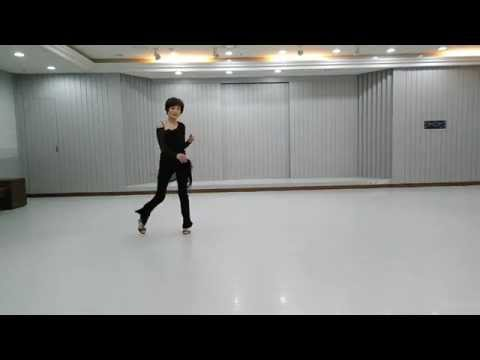 Tippy Tippy Toes  Line Dance video