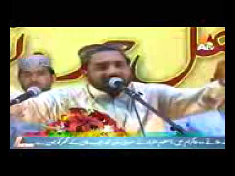 Naat.e.Pak Naatain Sarkar Ki Parhta Hoon Main Qari Shahid