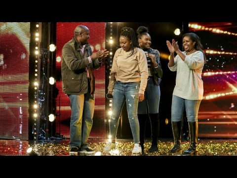 Teen with Kenyan roots dazzles at Britain's got talent 2017