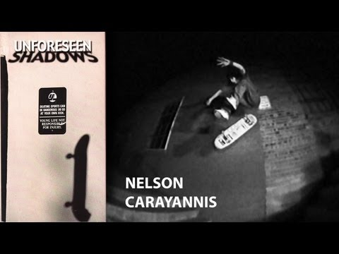 Unforeseen Shadows - Nelson Carayannis - Part 6