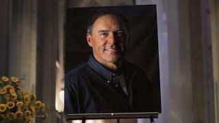 49ers' greats Joe Montana, DeBartolo, remember Dwight Clark at memorial service