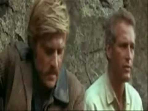 PAUL NEWMAN - BUTCH CASSIDY -TRIBUTE