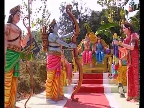 Jara Ghumne To Chitrakoot Chaliye Ram Bhajan [full Video Song] I Chitrakoot Dwara Rama Lagta Pyara video