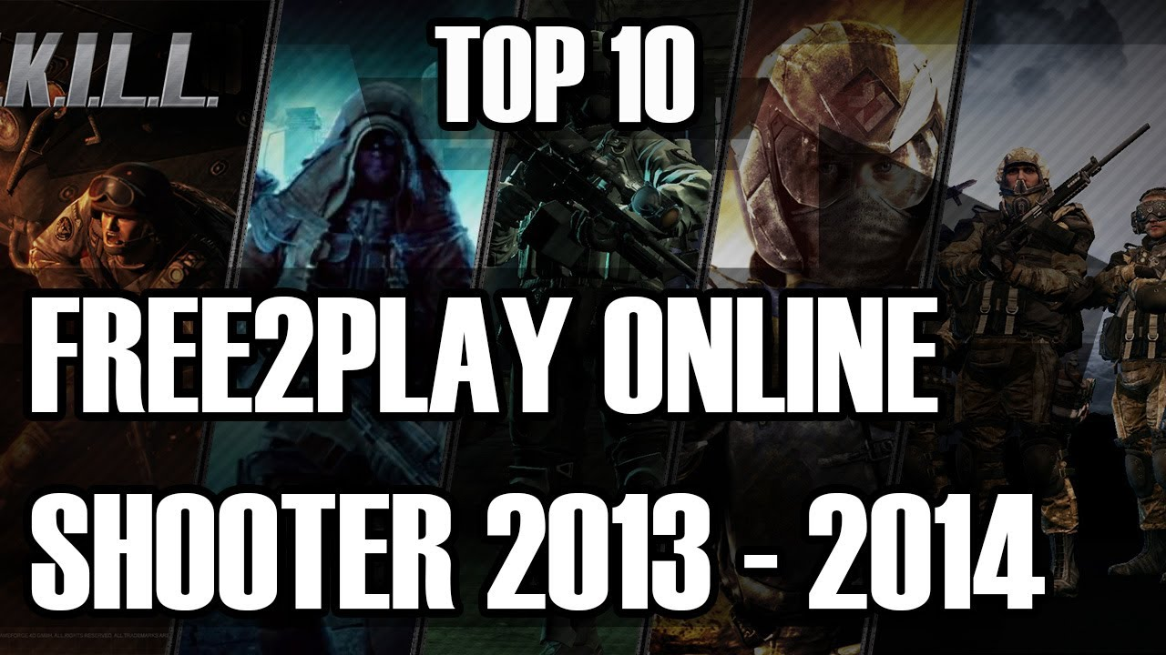 besten online shooter