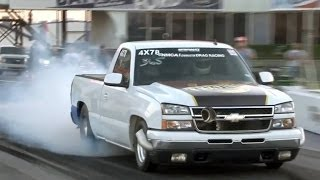New Chevy Pickup WORLD RECORD - 8.07 @ 178MPH