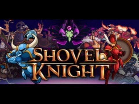 Обзор Shovel Knight