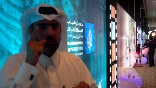 رئيس مجلس إدارة مركز الصم القطري علي السناري