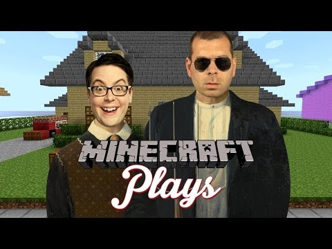 Greg Miller's Nightmare Apartment in Minecraft - IGN Plays