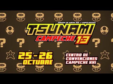 Comunidad Nintendo Campeche en la Tsunami 13