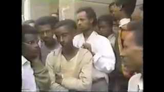 Tamagne Beyene Interview with CNN Ginbot 20,1983