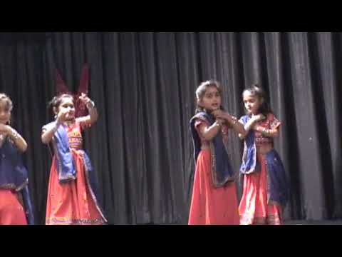Ame To Tara Nana Baal -- Performed By: Ria Trivedi & Friends video