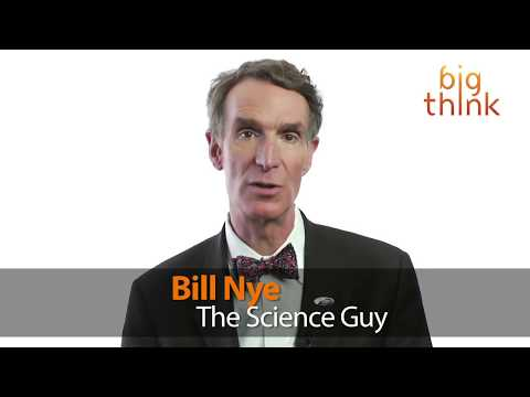 0 Watch the whole Bill Nye creationism vs. evolution debate