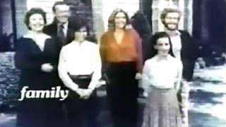 Family Opening Credits Season Five 1979 TV Show