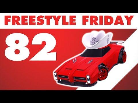 Freestyle Friday 82 - Best Goals & Fails (Rocket League - JHZER)