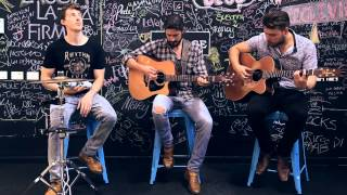 Brother And Bones To Be Alive Live Acoustic