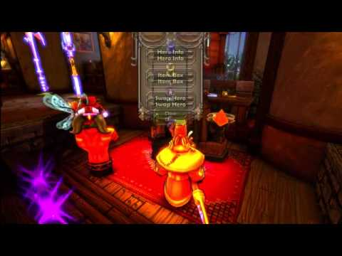 Dungeon Defenders NUKE Mod GameSave
