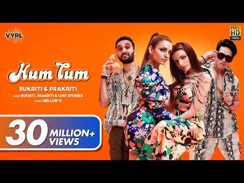 Hum Tum (Official Video) Sukriti, Prakriti | Raghav Juyal, Priyank Sharma | Mellow D | Lost Stories