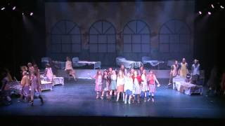 musical Annie Valuas College Venlo