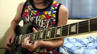 Pierce the Veil - Bulletproof love (Guitar Cover)