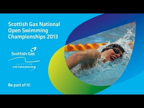 Scottish Gas National Open Swimming Championships - D4/S11