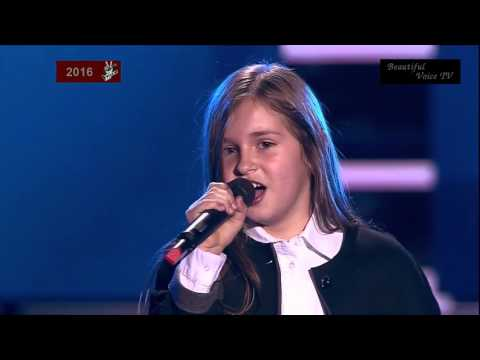 Maria.'Still Loving You'.The Voice Kids Russia 2016.