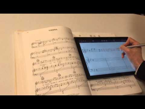 Writing more music with StaffPad