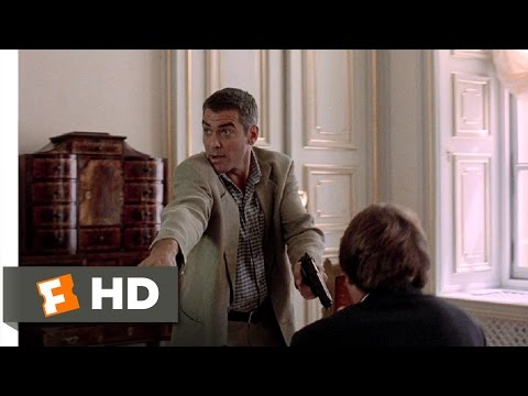 The Peacemaker (2/9) Movie CLIP - This Is My Plan (1997) HD