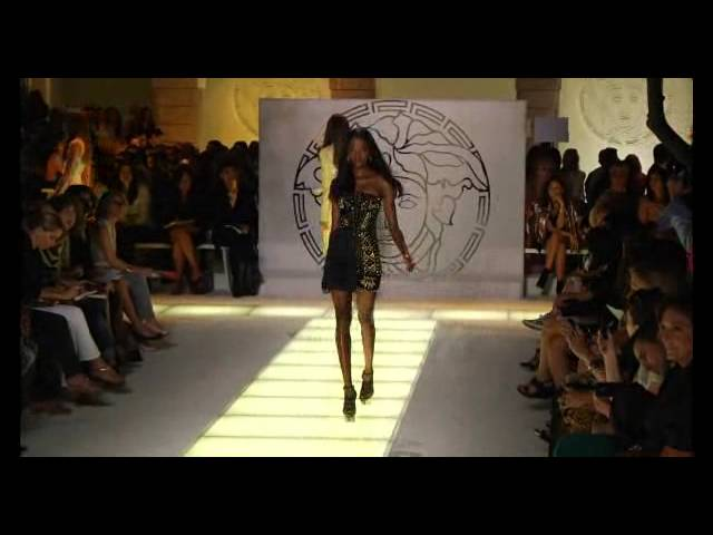Versace Spring-Summer/2012 Showbit.com
