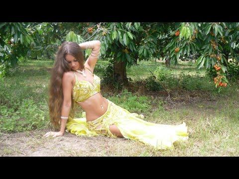 Amr Diab - Habibi Ya Omri - عمرو دياب - حبيبى يا عمرى - Isabella Belly Dance HD